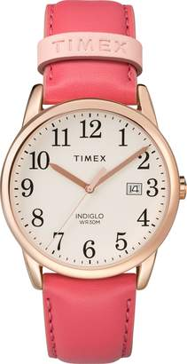 Timex Women's Casual Style Collection Dial Quartz Watch (Model: TW2R62500GP)