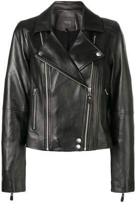 Paige double zip jacket