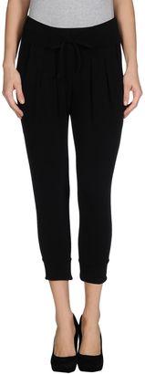 ALTERNATIVE APPAREL 3/4-length shorts $103 thestylecure.com