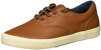 Sperry Boys' Striper II Leather Boat Shoe