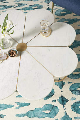 Anthropologie Boutonniere Coffee Table