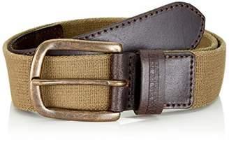 Napapijri Men's Pallet New Olive Green Belt