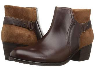 Clarks Maypearl Lilac Women's Boots