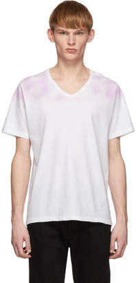 Maison Margiela White Charity Aids T-Shirt