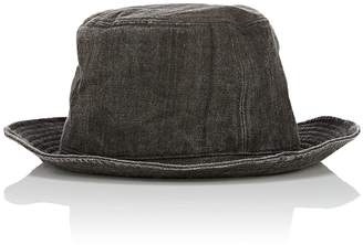 CA4LA Men's Linen Bucket Hat