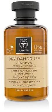 Apivita NEW Dry Dandruff Shampoo with Celery & Propolis (For Dry Scalp) 250ml