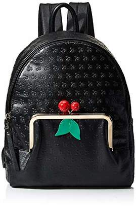 Betsey Johnson Cherry Mio Large Backpack