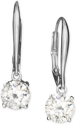 Danori Earrings, Cubic Zirconia Leverback (1 ct. t.w.)