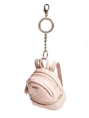 Factory GUESS Women's Buena Quilted Backpack Keychain