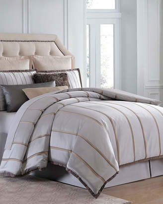 Charisma Rhythm Queen Comforter Set