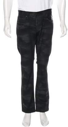 J Brand Kane Camo Slim Fit Pants