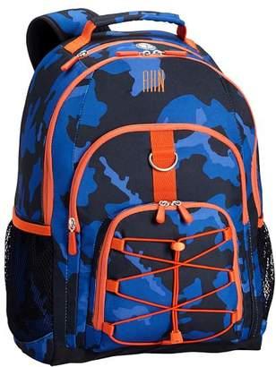 Pottery Barn Teen Gear-Up Blue Camo Backpack