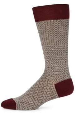 Saks Fifth Avenue COLLECTION Multi-Toned Socks