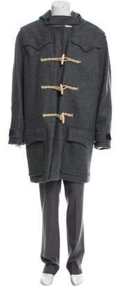 Faith Connexion Wool Duffle Coat w/ Tags