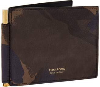 Tom Ford Money Clip BiFold Wallet