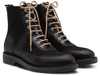 Hunter Leather Commando Boot