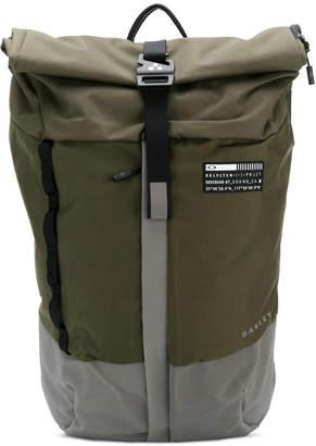 Oakley roll top backpack
