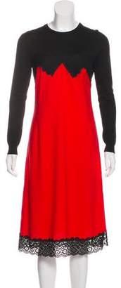 Altuzarra Long Sleeve Midi Dress w/ Tags