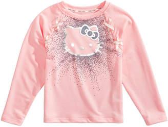 Hello Kitty Little Girls Graphic-Print Sweatshirt