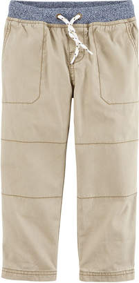 Carter's Woven Pull-On Pants - Preschool Boys