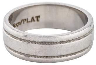 Ring Platinum Wedding Band