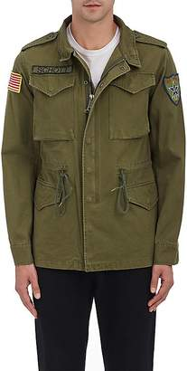 Schott NYC Perfecto Brand by PERFECTO BRAND BY MEN'S M-51 PACIFIC TOUR JUNGLE COTTON JACKET