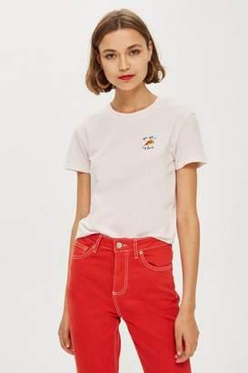 Topshop 'Pizza My Heart' T-Shirt