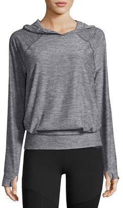 The North Face Motivation Classic Hoodie, Dark Gray Heather $65 thestylecure.com