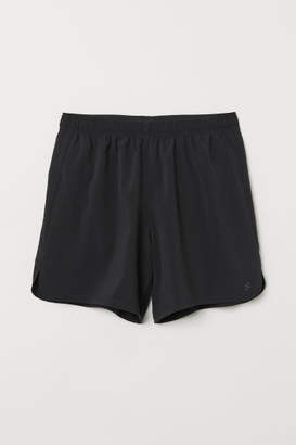 H&M Running Shorts - Black