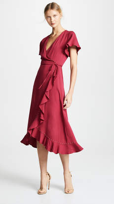 Loyd/Ford Wrap Dress
