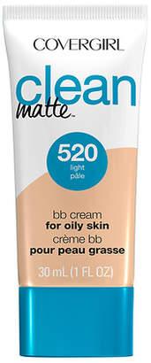 CoverGirl Clean Matte BB Cream $8.99 thestylecure.com