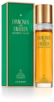 Elizabeth Taylor Diamonds & Emeralds Eau de Toilette 100ml