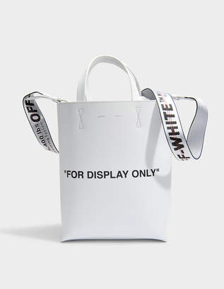 Off-White OFF WHITE 'For Display Only' tote