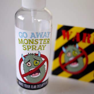 Leelu 'Go Away' Monster Spray Repellant