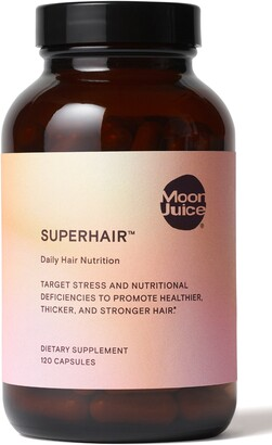Moon Juice SuperHair Daily Hair Nutrition Dietary Supplement