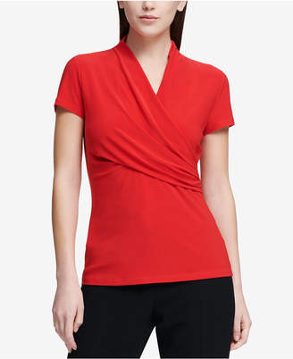 DKNY Ruched Top, Created for Macy's
