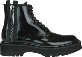 Givenchy Camden Utility Boot