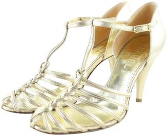 Chanel Leather heels