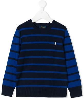 Ralph Lauren (ラルフ ローレン) - Ralph Lauren Kids ボーダー セーター