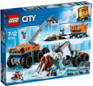 Lego Arctic Mobile Exploration Base