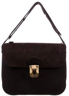Marni Suede Crossbody Bag