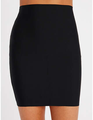 Commando Two-Faced Tech microfibre skirt