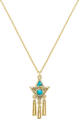 House Of Harlow X REVOLVE Durango Triangle Necklace