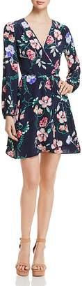 Yumi Kim Duchess Floral Wrap Dress
