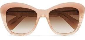 Oliver Peoples Emmy D-Frame Acetate Sunglasses