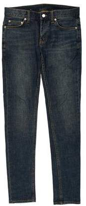 BLK DNM Five-Pocket Skinny Jeans
