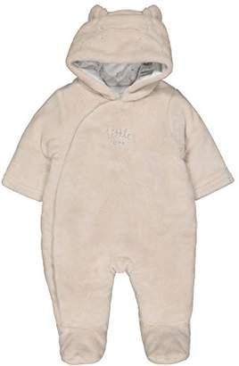 Mothercare Baby Fluffy Novelty Pramsuit Bodysuit,(Manufacturer Size: 74)
