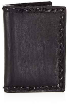 John Varvatos Star USA Braided Edge Card Case $78 thestylecure.com