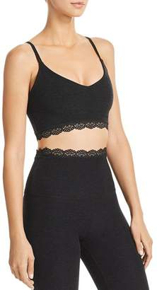 Beyond Yoga All For Lace Sports Bra