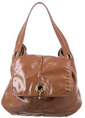 Saint Laurent Capri Patent Leather Bag